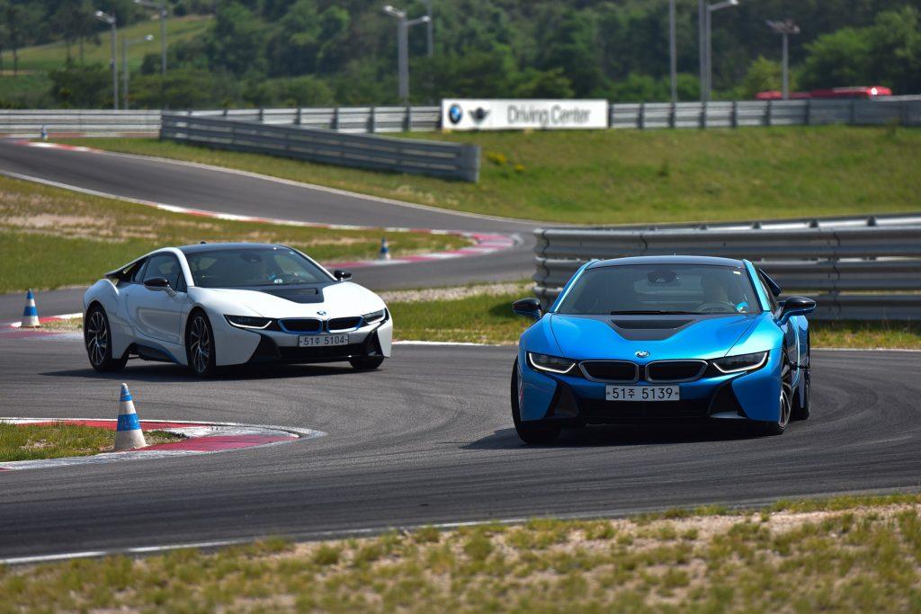 BMW i8 Korea Test Drive Experience_2