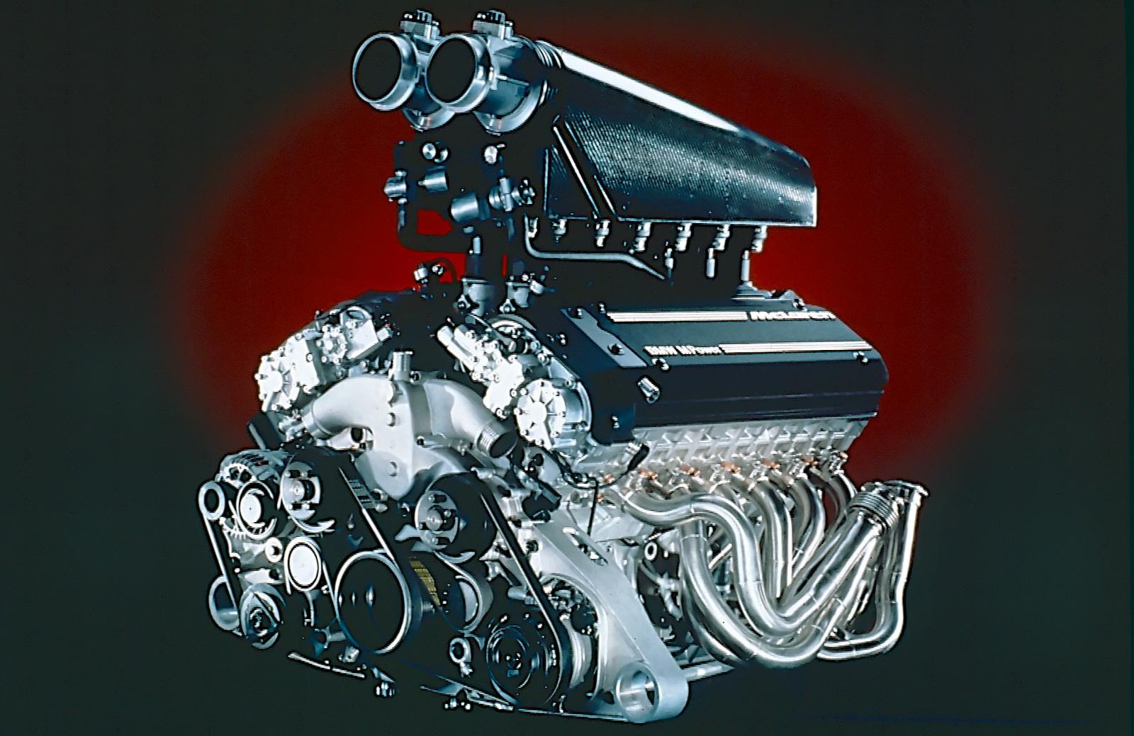 S70/2 ขุมพลังที่ผลักดัน McLaren F1 ไปสู่ 391 กม./ชม.