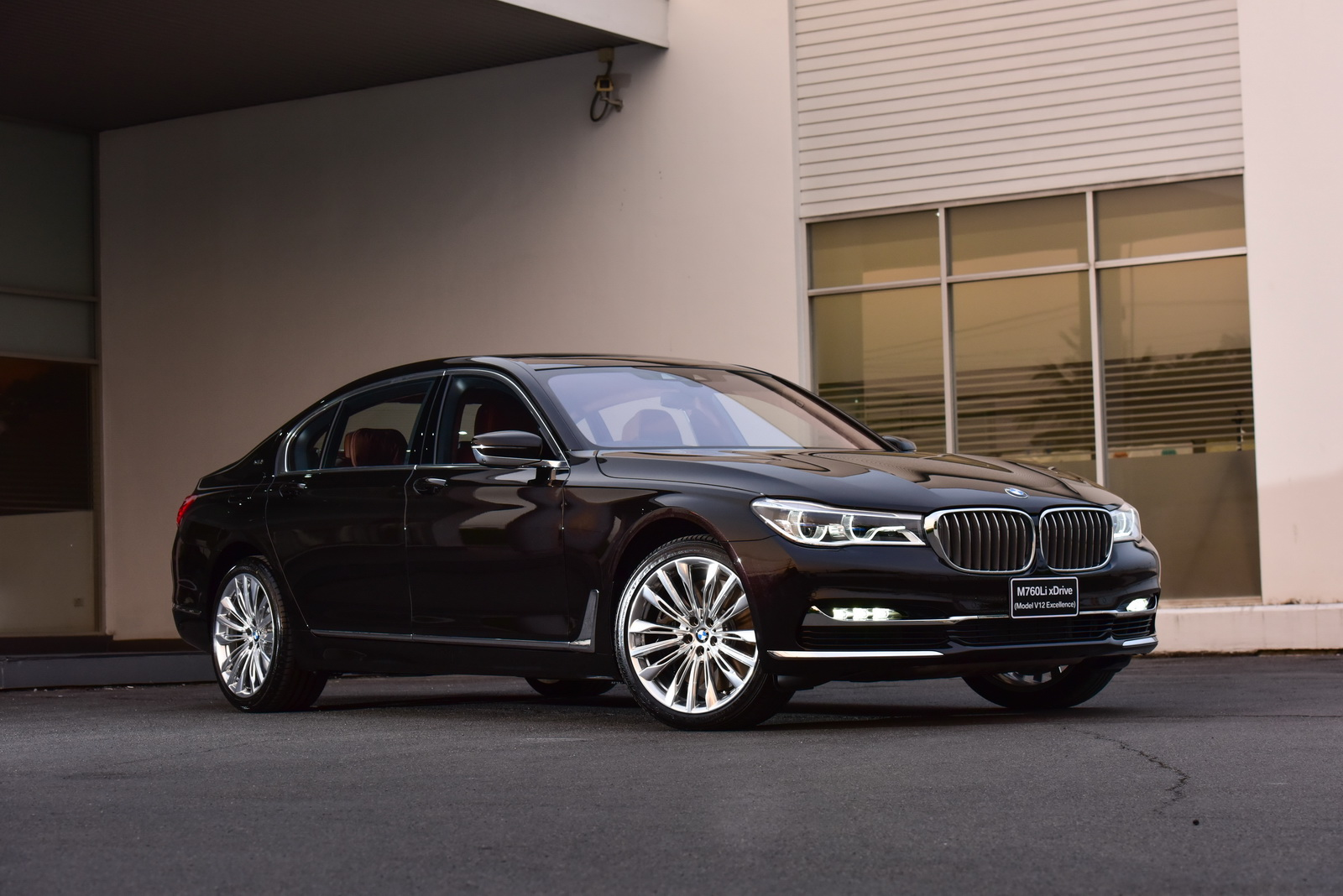 BMW M760Li XDrive V12 Excellence 7 Series