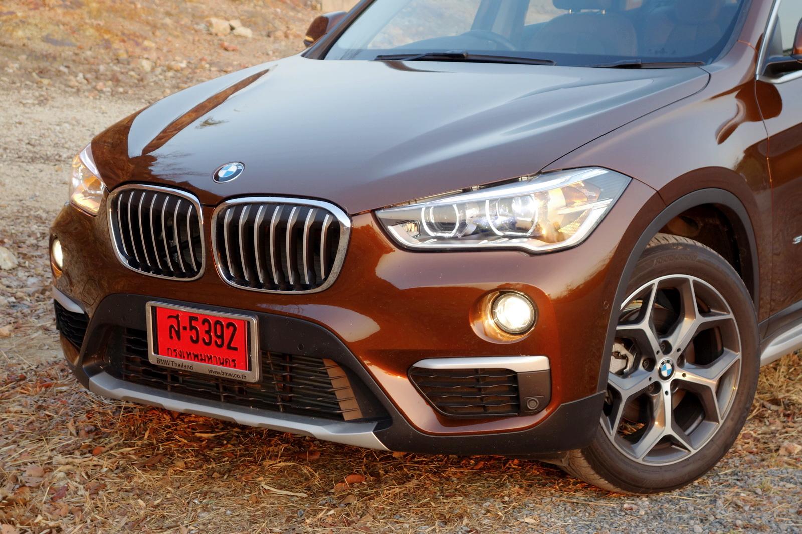 รีวิว BMW X1 sDrive18d xLine ขับสนุกกว่าที่คิด แต่จิบน้ำมัน