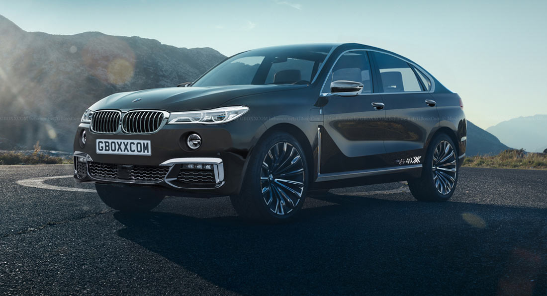 Bmw X8 Picture Revealed Bmw S Innovations Bmw X8 And Cs