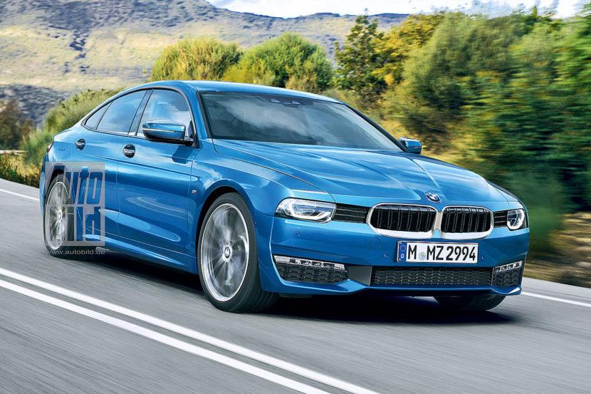 เผยภาพเรนเดอร์ BMW 2 Series Gran Coupe รุ่นย่อยใหม่ใน ...