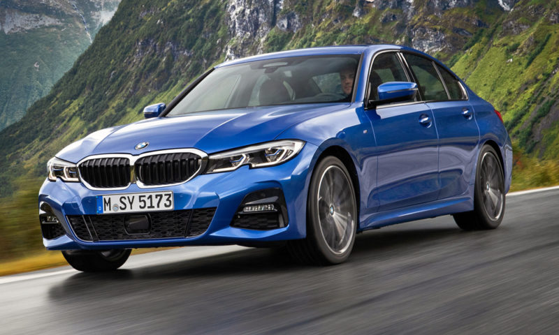 เปิดตัวในไทย ! ALL-NEW BMW 3 Series : 320d Sport / 330i M